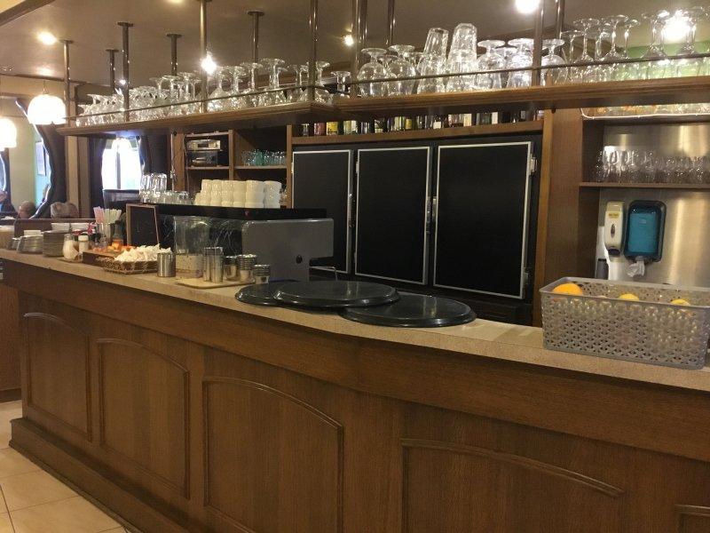 Tea-Room - Restaurant Parnasse - Toog