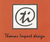 Thomas Import Design bvba