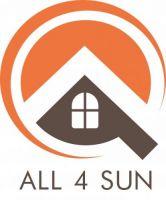 All 4 Sun - Logo All4Sun