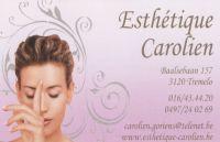 Esthétique Carolien - Logo