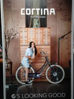 Cortina stads & e-bike fiets