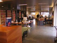 Binnen in ons kantoor