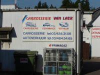 Carrosserie en Autoverhuur Van Laer