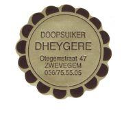 Doopsuiker Dheygere