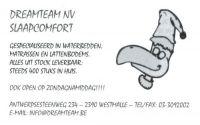 Dreamteam NV Slaapcomfort
