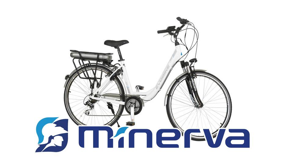 minerva fiets