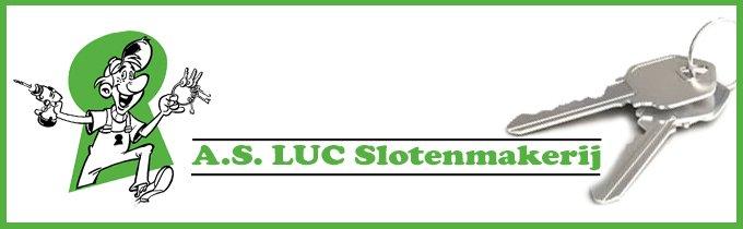 A.S. LUC Slotenmakerij