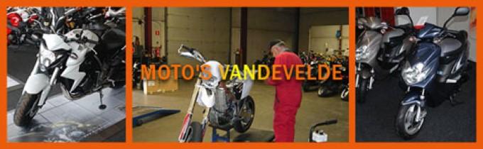 Moto's Vandevelde