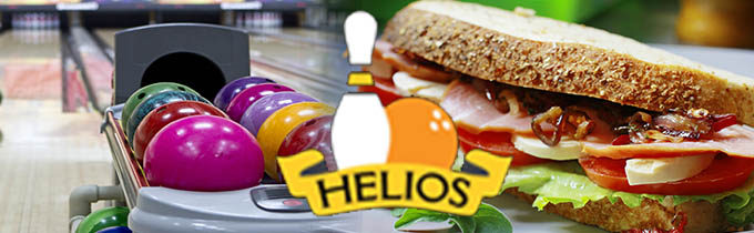Bowling en Broodjes Helios