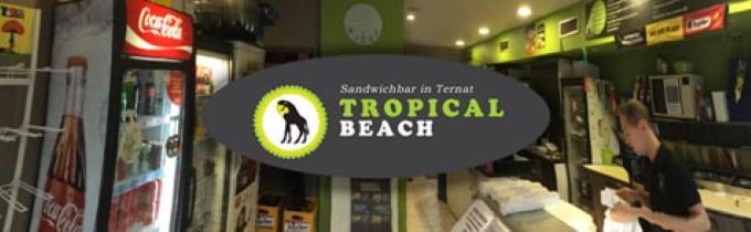 Tropical Beach Ternat