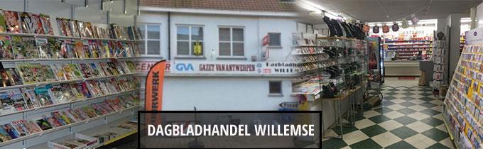 Dagbladhandel Willemse
