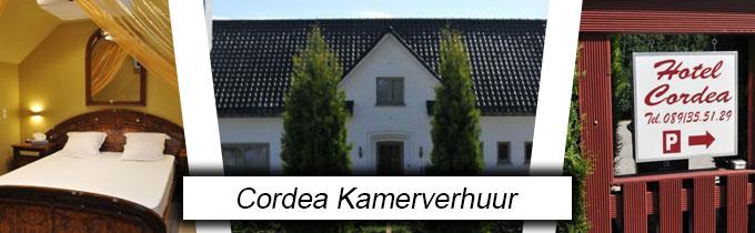 Cordea Kamerverhuur