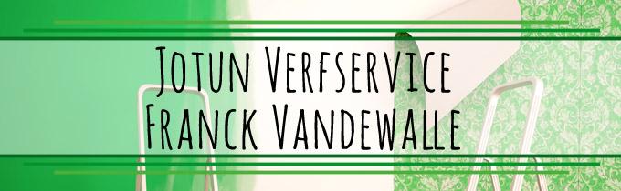 Jotun Verfservice Franck Vandewalle