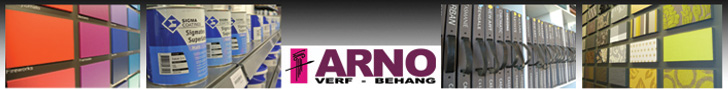 Arno verf -behang