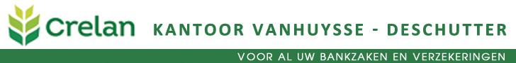 Crelan Kantoor Vanhuysse - Deschutter