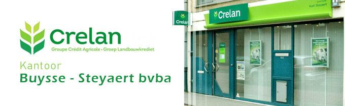 Kantoor Buysse-Steyaert / Crelan