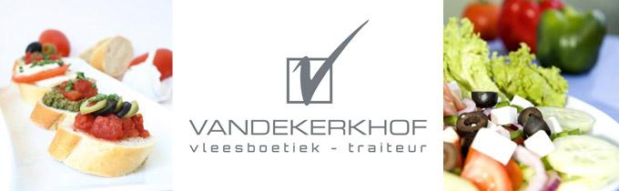 Vleesboetiek -Traiteur Vandekerkhof Jaak en Katrien