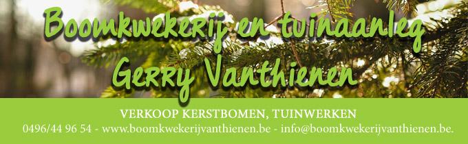 Boomkwekerij Gerry Vanthienen