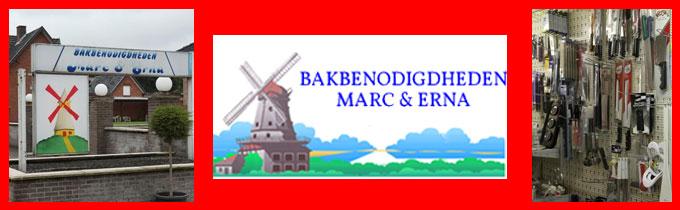 Bakbenodigdheden Marc & Erna