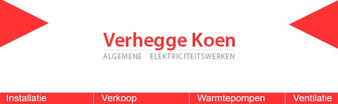 Algemene elektriciteitswerken Verhegge Koen