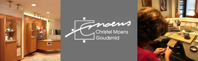 Goudsmid Christel Moens
