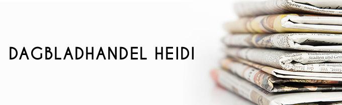 Dagbladhandel Heidi