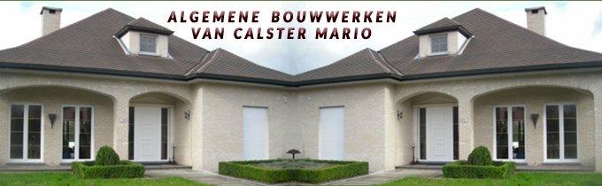 Algemene Bouwwerken Van Calster Mario