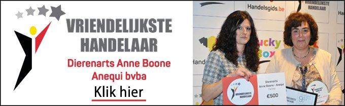 Dierenarts Anne Boone - Anequi bvba