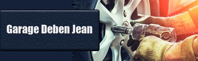 Garage Deben Jean