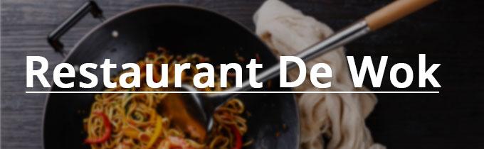Restaurant De Wok