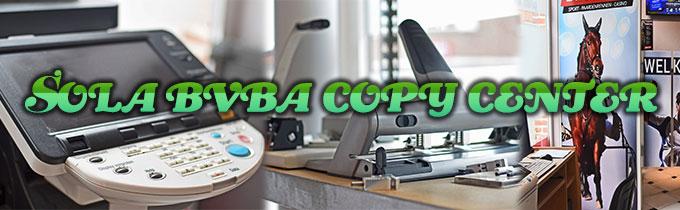 Sola bv Copy Center