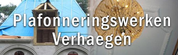 Plafonneringswerken Hedwig Verhaegen