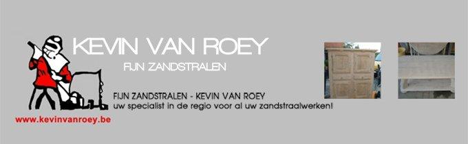 Fijn Zandstralen - Kevin van Roey