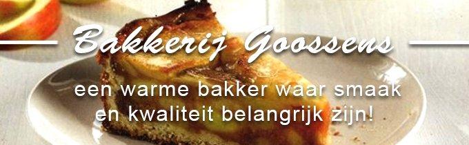 Bakkerij Goossens