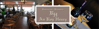 Au Roy Henry bvba