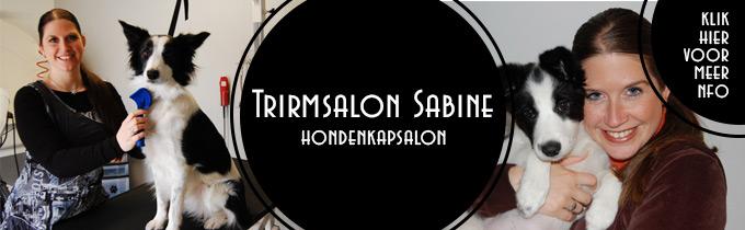 Trimsalon Sabine