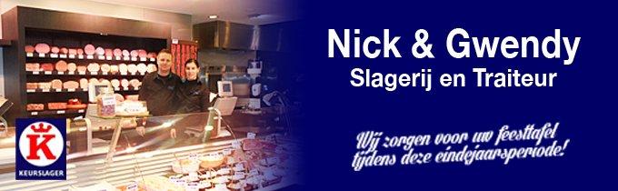Nick & Gwendy Slagerij en Traiteur