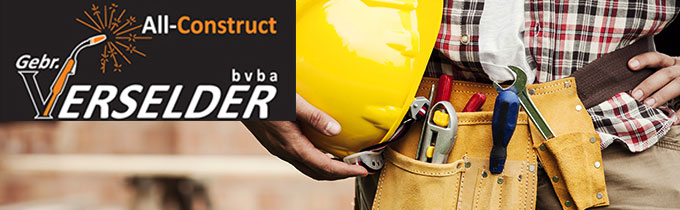 All-Construct Gebr Verselder Bvba
