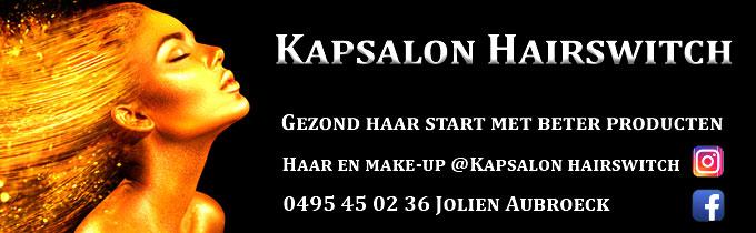 Hairswitch Kapsalon