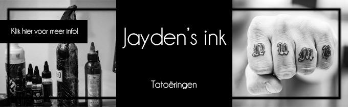 Jayden's Ink