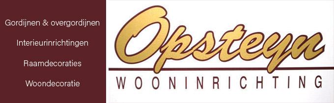 Wooninrichting Opsteyn
