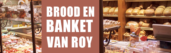 Brood en Banket Van Roy