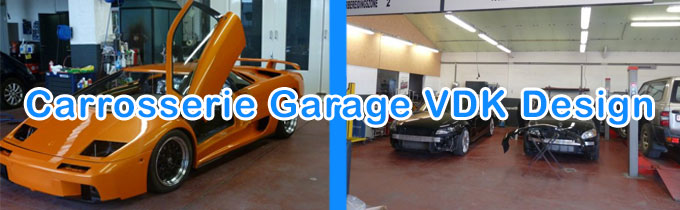Carrosserie Garage VDK Design