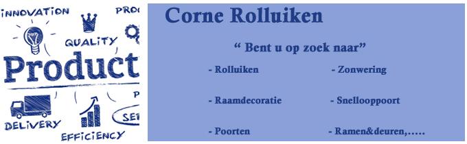 Corne Rolluiken
