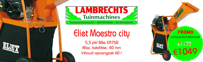 Lambrechts Tuinmachines