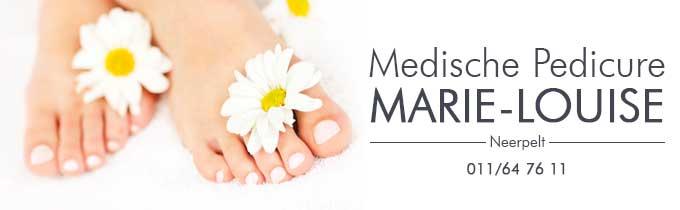 Medische Pedicure Marie-Louise