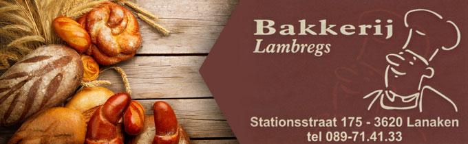 Bakkerij Lambregs