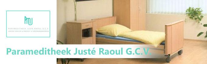 Parameditheek Justé Raoul G.C.V.