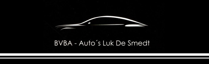 Auto's Luk De Smedt