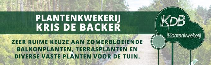 Plantenkwekerij Kris De Backer